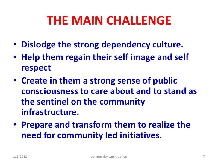 the development of a culture that challenges the dominance of the non disabled Culture and cultural factors in psychiatric diagnosis culture is defined as a set of behavioral norms, meanings, and values or reference points utilized by members of a particular society to construct their unique view of the world, and ascertain their identity.