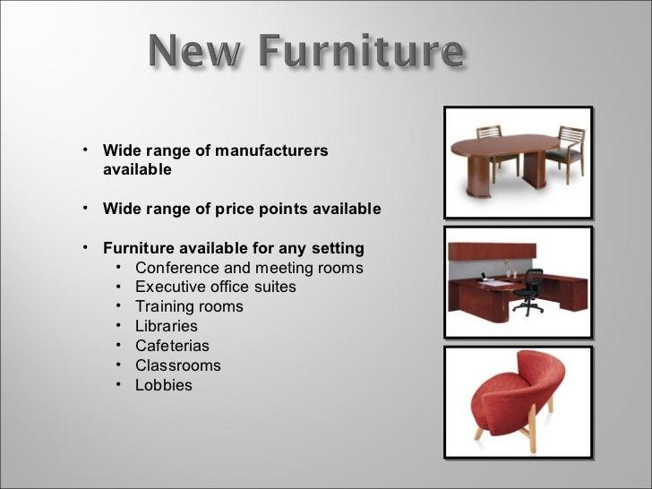 <ul><li>Wide range of manufacturers available </li></ul><ul><li>Wide range of price points available </li></ul><ul><li>Fur...