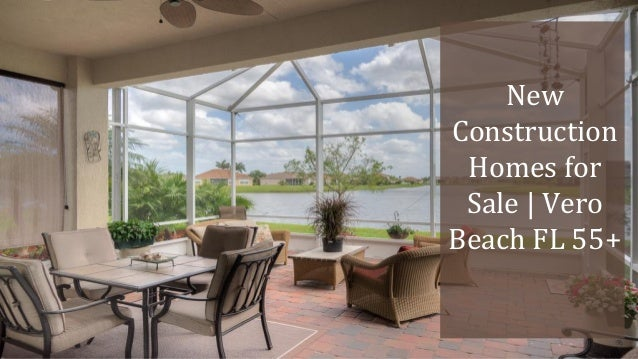 New homes for sale in vero beach fl