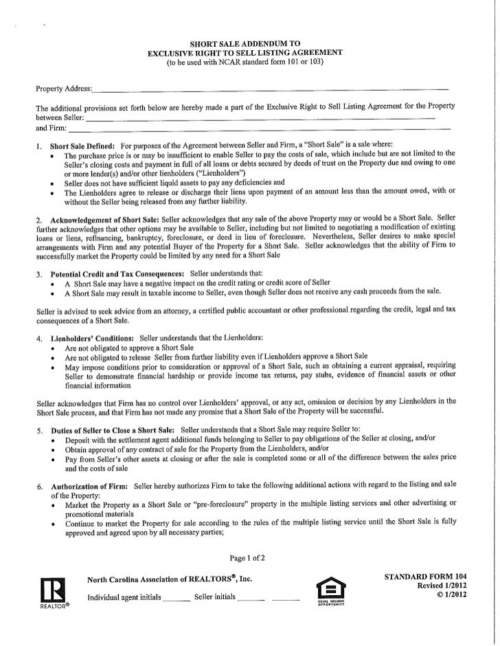 NCAR New contract package