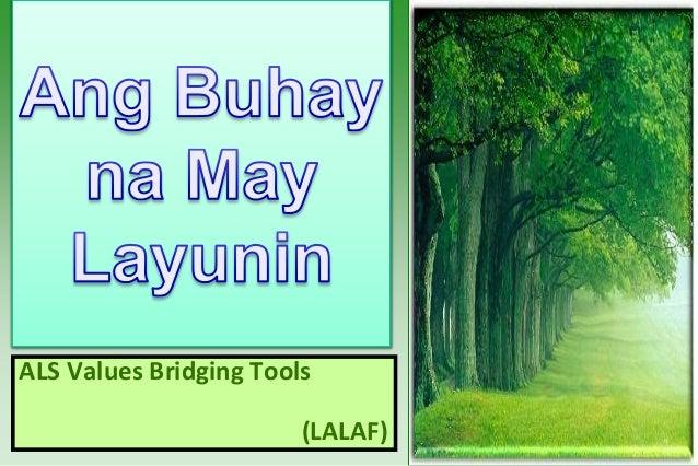 ALS Values Bridging Tools (LALAF)