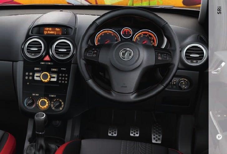 New Corsa 2012 Models Edition 1