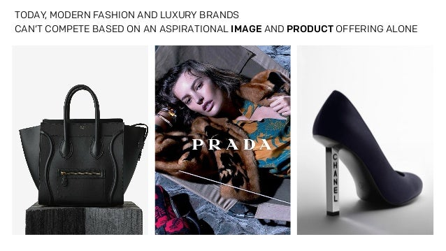 THE NEW CULTURE OF LUXURY  Slide 2