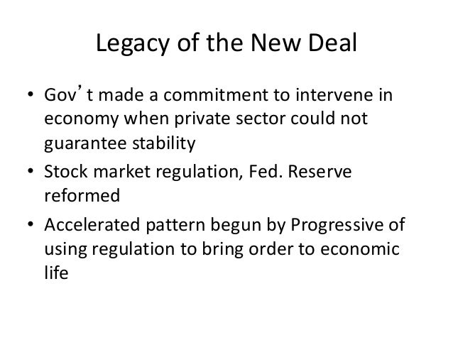 how did the new deal affect Federal government growth before the new deal  and the new deal is likewise well known as a period of government growth yet the time in between, the 1920s, is.