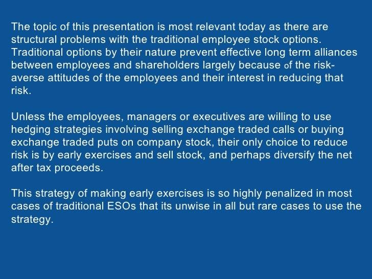 Company stock option basics