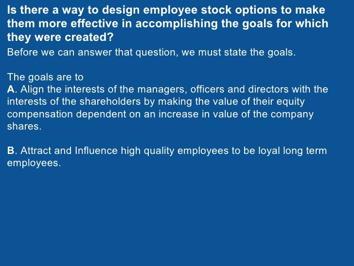 Facebook new hire stock options