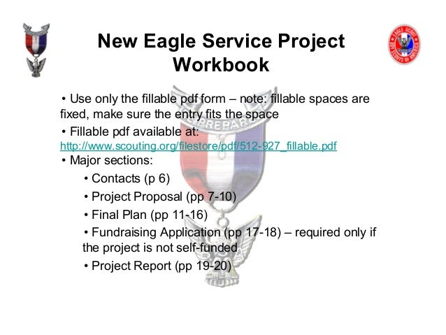 New Eagle Workbook Changes 2012 – Eagle Scout Worksheet