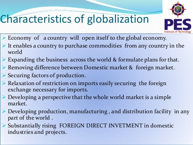 domestic stage of globalization The historical origins of globalization the islamic golden age was also an important early stage of globalization a century later there was a domestic.