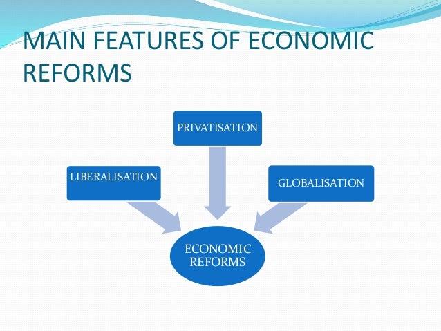 Essay on new economics reforms in india