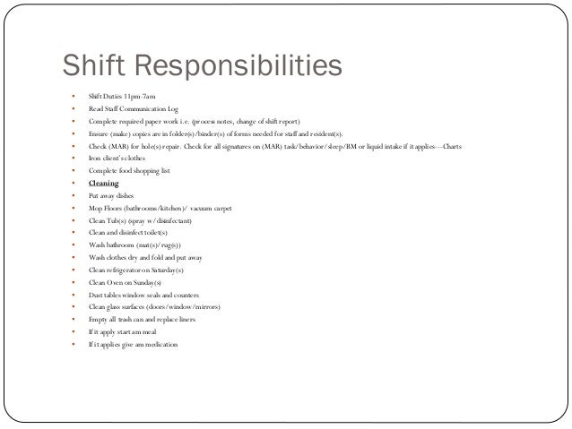 employee shift change form