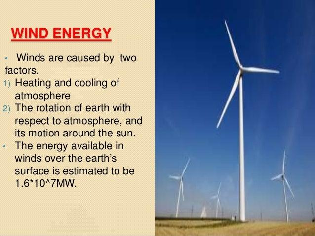 New Energy Technologies
