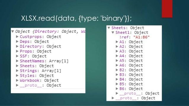 Files and JavaScript