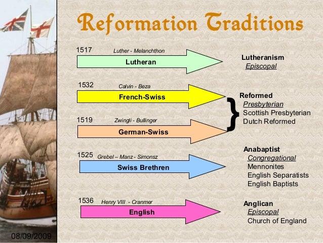 England Reformers