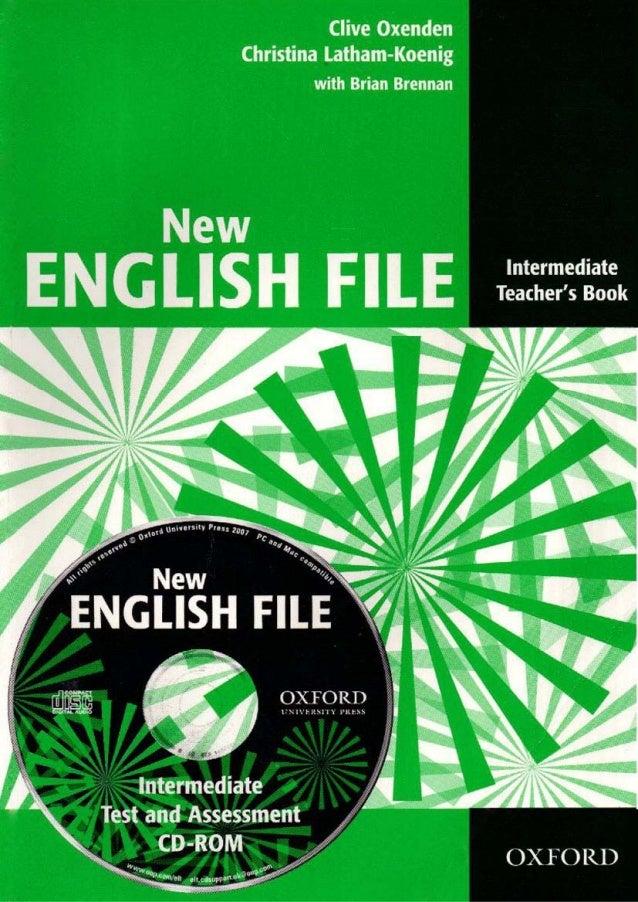 New English File Intermediate Teacher Book Pdf