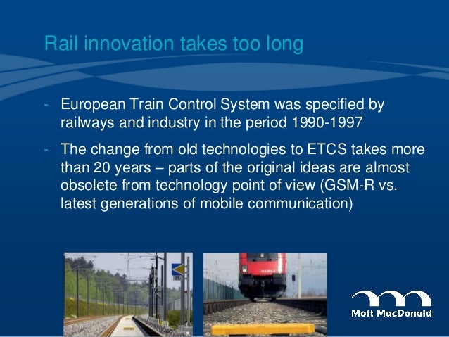 New era of rail innovation – how various generations look at the futu…