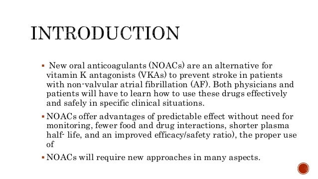 valvular atrial fibrillation anticoagulation guidelines