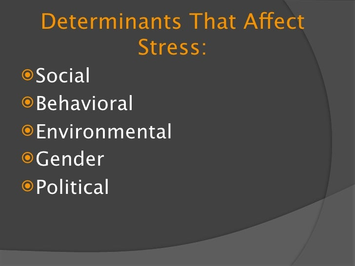 HOW TO DEAL WITH STRESS  3 Broad Methods     Self help for treating stress     Stress management techniques   Medicines...
