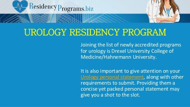 Newest Residency Programs to Apply to