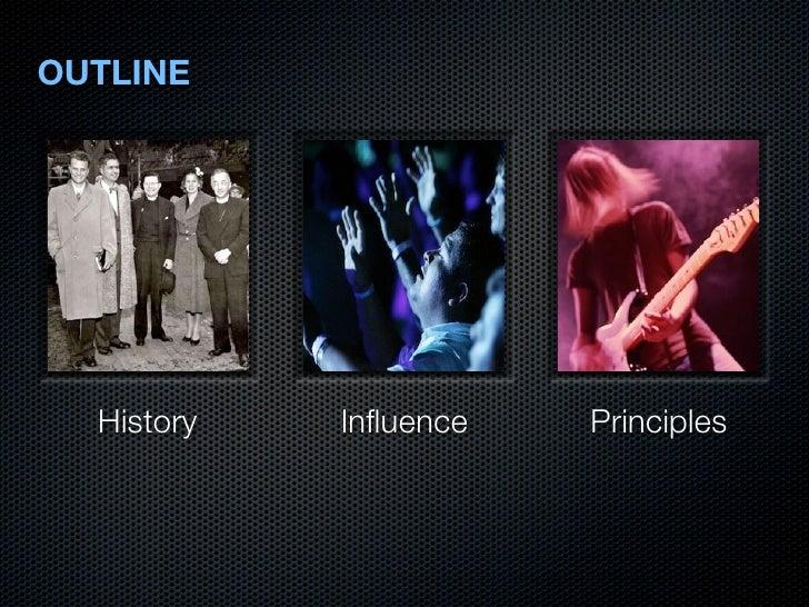 New Evangelicalism, Sample Slides Slide 2