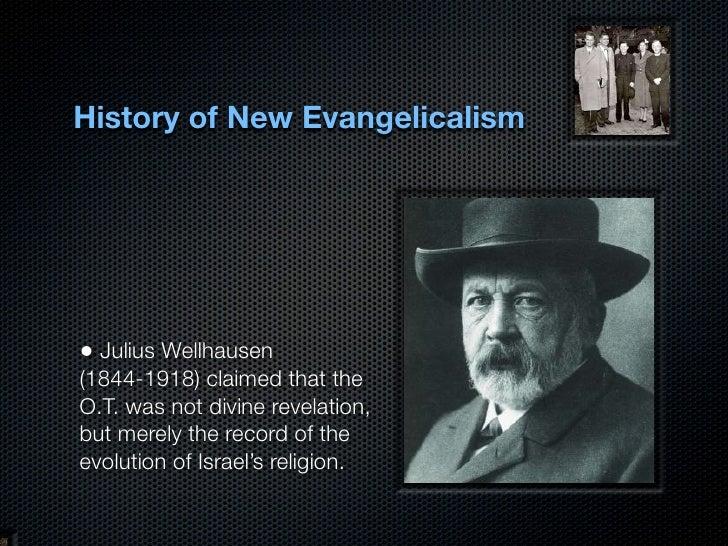 New Evangelicalism, Sample Slides Slide 3
