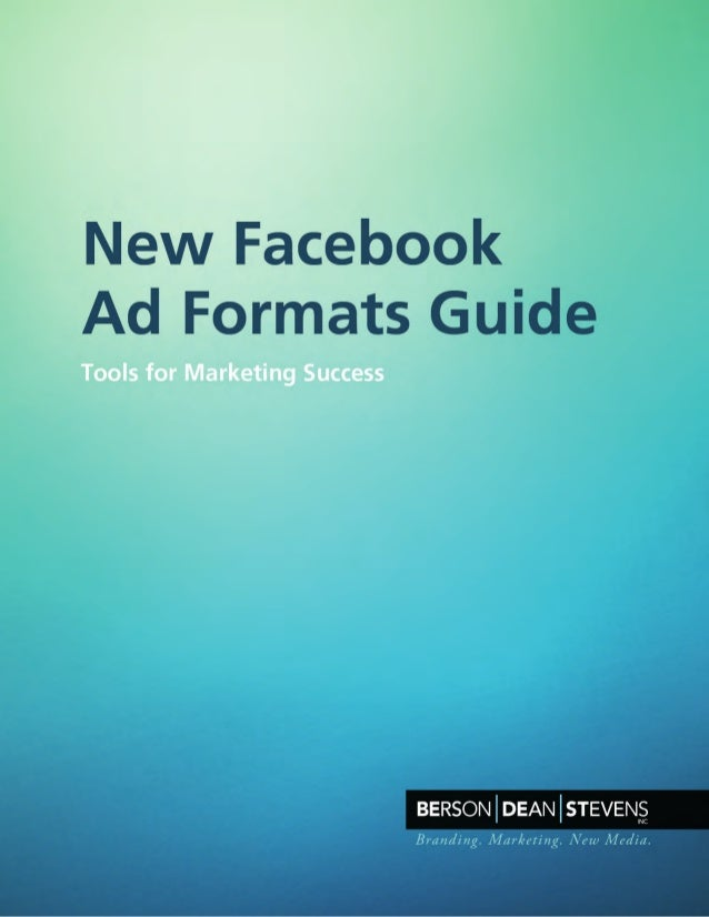These new Facebook ad formats have been rolled out to most if not all Facebook advertisers. Here are some expert tips you ...