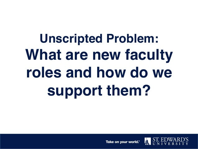 New Faculty Roles in the Emerging Digital Ecosystem Slide 2