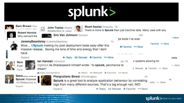Splunk Ninja: New Features, Pivot and Search Dojo