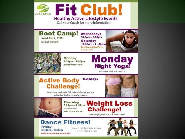 FIT CLUB hom aug 2012