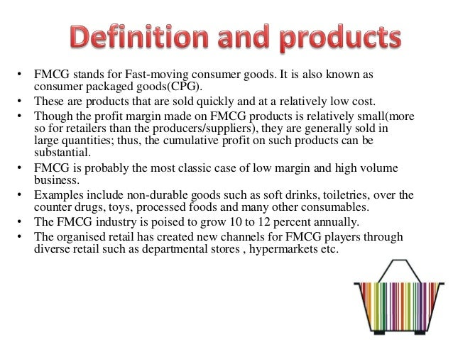 pest analysis of fmcg sector in india This chapter explains all the industry & market competition analysis through  different business planning methods.