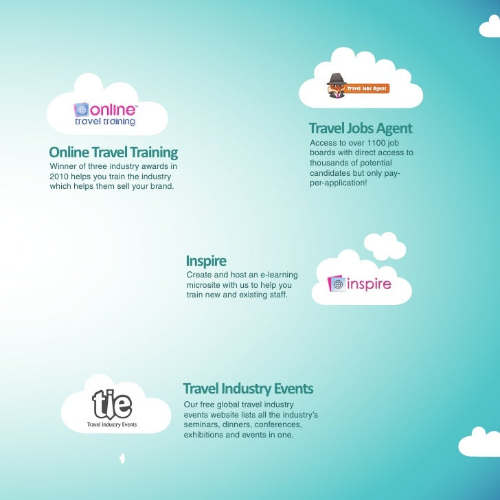 One Source Travel Agent: New Frontiers Company Brochure