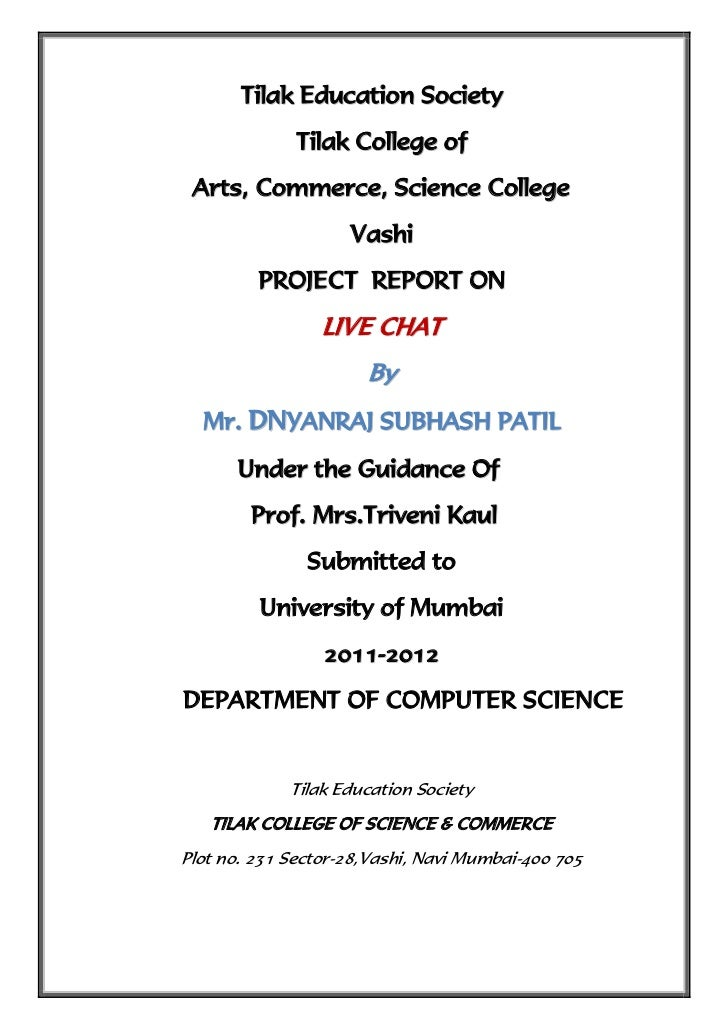 Tilak Education Society              Tilak College of Arts, Commerce, Science College                    Vashi         PRO...