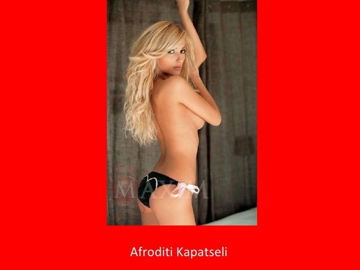 Afroditi Kapatseli