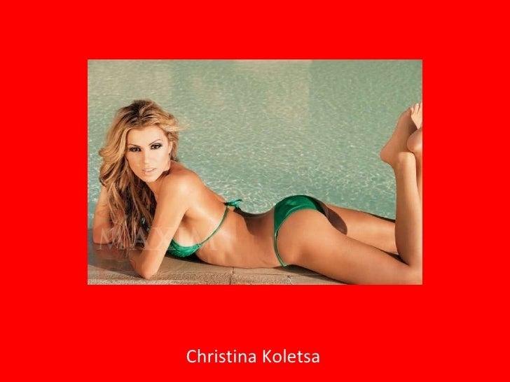 Christina Koletsa