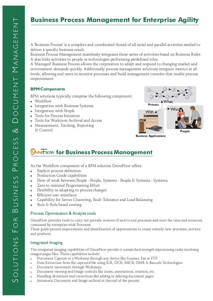 Newgen Omni Flow Brochure