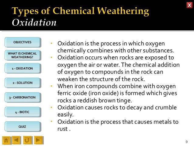 what is chemical weathering pdf