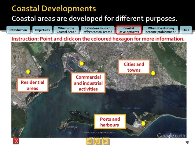 Geography M2 Human Impact in Coastal Areas