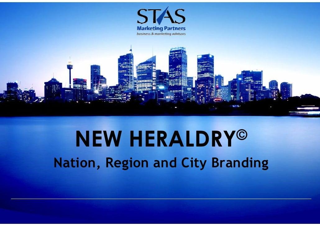 NEW     HERALDRY© Nation, Region and City Branding