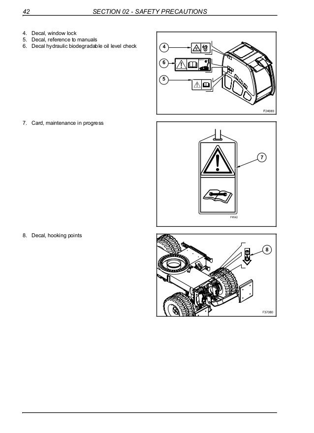 New holland mh3.6 tier ⅲ wheel excavator service repair manual