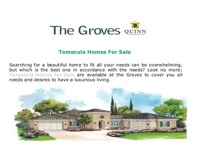 New Homes in Temecula – An Ideal Location to Live