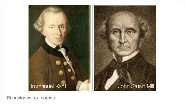 kant v mill I think your explanation on the categorical imperative is great, but there wasn't much space left for utilitarianism why does kant's theory deserve.