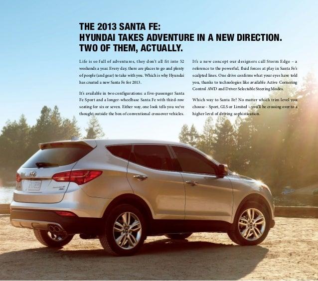 New Hyundai Santa Fe Denver