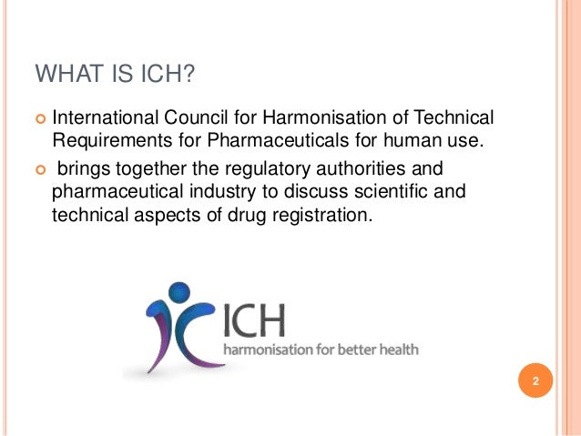 ICH Guidelines for stability testing Slide 2