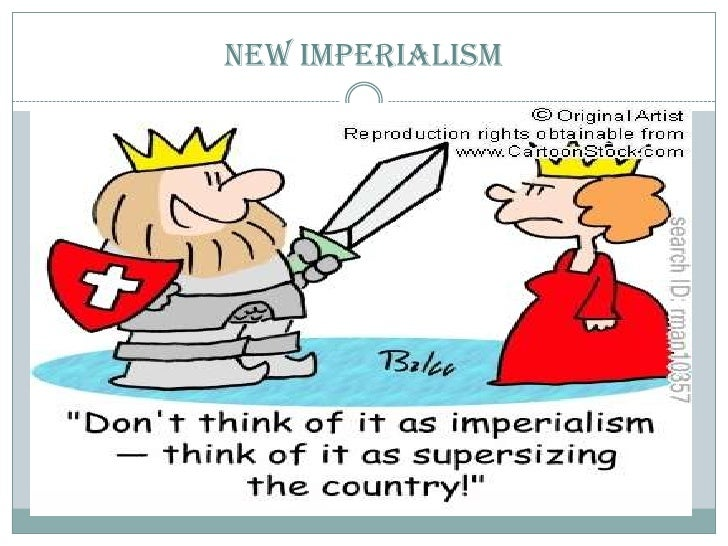 New Imperialism<br />