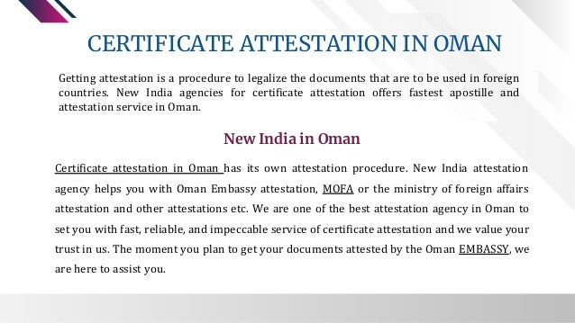 Attestation | Marriage Certificate Attestation | Education