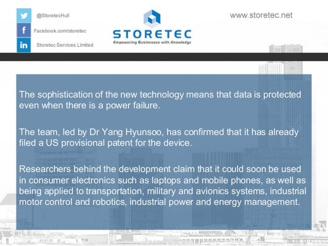 New Innovation by NUS Researchers Breaks New Ground in Information Storage Slide 2