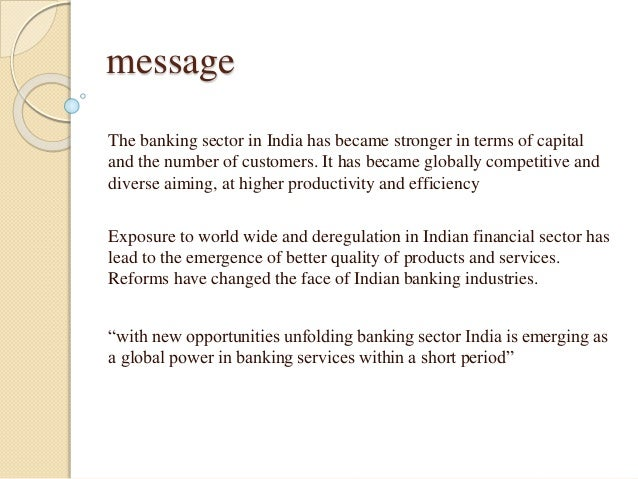 Essay on emergence of rural banking in india