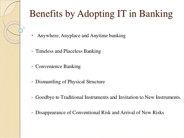 technological innovation in indian banking sector The indian banking sector has been evolving since the year 1770 when the bank  of hindustan was established in calcutta and subsequently in.