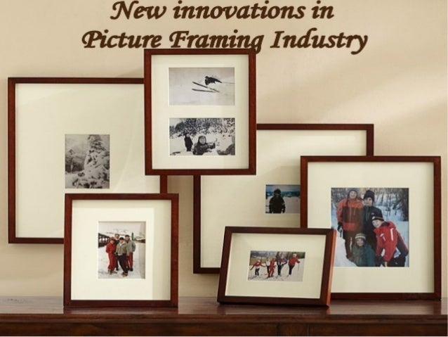 New innovations in picture framing industry