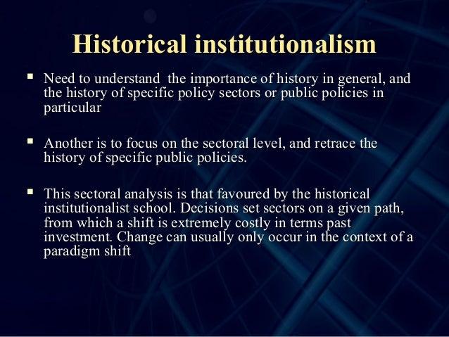 Institutionalismi