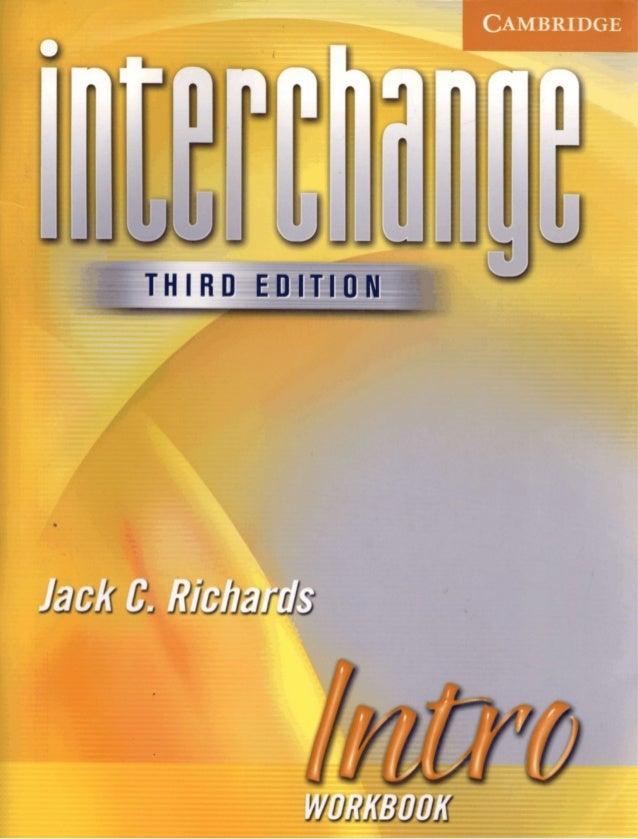 New Interchange 1 Workbook Pdf